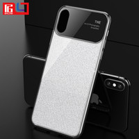 Electroplated Soft Phone Case Anti- Scratch Luxury TPU Materi...