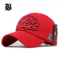 [FLB] Baseballmütze Baumwollstickerei beiläufige angepasste Vatihüte für Männer Kappe casquette Art und Weise gorra Großverkauf F243