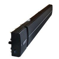 calentador radiante infrarrojo JH-NR24-13A JHCCOL 2400W calentador eléctrico energía de energía ahorrar 30% para sala de estar, cafeterías, YOGA, baño, pasillo, hotel