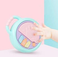 1 Pc Multi- function Music Light Baby Hand Patting Drum Early...