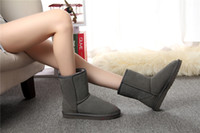 Hot Sale Women Snow Designer Boots Australia Genuine Classic...