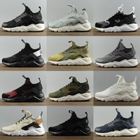 New Air Huarache 4 IV Ultra SE Woven Running Shoes For Men W...