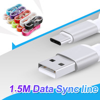 1. 5M Type C Long Strong Braided USB Charger Cable Micro USB ...