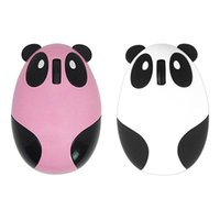 2. 4GHz Wireless Mouse Optical Panda Computer Mouse Cartoon A...