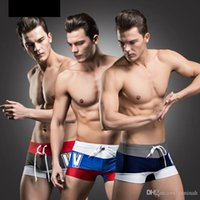 wholesale Sexy Men Swimwear Shorts Boxer Swimsuits Designed ...