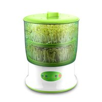 Intelligent Bean Sprouts Maker household Upgrade Large Capac...