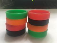 benutzerdefinierte vape bands silikon ring für durchmesser 26mm 27mm 28mm tfv12 tfv12 prinz / baby prince tank 2018 neue billige billige e zigarette zubehör