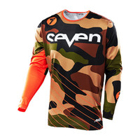 Racing seven ride dh mx long off- road motorcycle Ropa mounta...