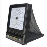 Airsoft 10 hojas de papel Toy Shooting para objetivo BB Training Pro Target