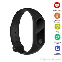 Silica Gel Bracelet Bluetooth Sport Smart Wrist Watch Heart ...