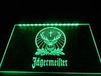 TR001g - Jagermeister Neon Light Sign