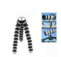 Ahtapot Mini Tripod Standı ile telefon Klip Dağı Cep telefonu Için Eylem kamera iphone samsung kamera için