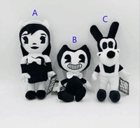 30cm(12inch) Bendy and the Ink Machine Plush Doll Toys 2018 ...