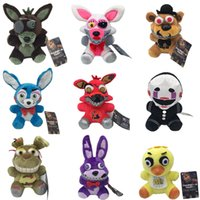 "Hot Sale 9 Style 8"" 20cm Five Nights At Freddy' s F..."