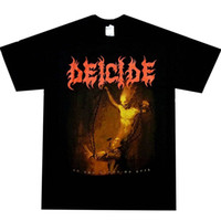 T Shirt Novelty Deicide In The Minds Of Evil Shirt S M L XL ...