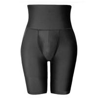 Hombres Body Shaper Butt levantador Negro Cintura Trainer Underwear Bragas Hombre Corset Slimming Control Pants hip Lifting Shaperwear