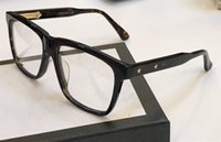 Luxury 0268 Glasses For Men Fashion Design Popular Hollow Ou...