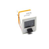 Contador mecánico JMCF-4X / AC220V / Maquinaria de mostrador eléctrico