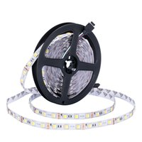 5m 300 LED 5050 Double Color LED Strip light DC 12V White an...