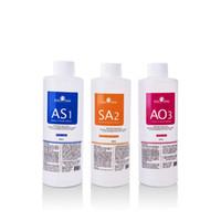 VENDA IMPERDÍVEL !!! AS1 SA2 AO3 do Aqua Peeling Solution 400ml por garrafa Hydra dermoabrasão do Aqua Facial Serum Blackhead Export Líquido Repa DHL