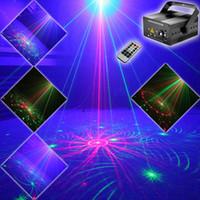 ESHINY Mini RG 5 Lentille 96 Laser Motif Projecteur Bleu Led Club Party Bar DJ Vacances Disco De Noël Danse Éclairage Stade Lumière N1T90
