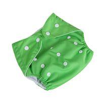 신생아 아기 부드러운 기저귀 재사용 가능한 기저귀 아동 천 기저귀 교체 면화 빨 기저귀