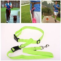 2018 Newest Adjustable Nylon Dog Leashes Harnesses Traction ...