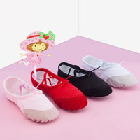 Kids women Dance Athletic shoes Soft Ballet Paws shoes for C...