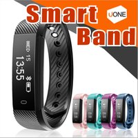 ID115 HR Smart Wristband Heart Rate Monitor Fitness Bracelet...