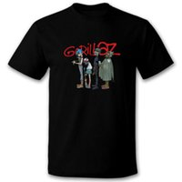 Gorillaz Rock The House Band Música Mens Tshirt S para 3XL