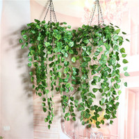 Hanging Vine Leaves Artificial Greenery Artificial Plants Le...