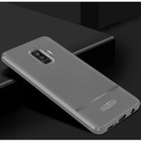 삼성 Note8 S8 S8 플러스 S9 S9Plus 시리즈 모바일 럭셔리 Litchi 그레인 가죽 전화 케이스 편안한 질감 부드러운 TPU 실리콘 뒷면 커버 들어