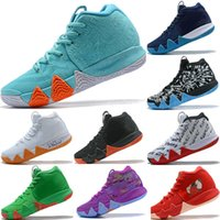 2018 New Kyrie IV Shoes Power is Female Irving 4 men Basketb...
