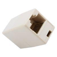 Hochwertiger Newtwork-Ethernet-Lan-Kabelkoppler-Anschluss RJ45 CAT 5 5E Extender-Stecker