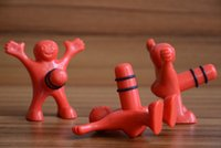 Wholesale Spoof Little Red men beer bottle stopper Creative ...