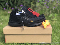 Newest Off 97 Presto 2. 0 Black White Zoom FLY MERCURIAL CHUC...