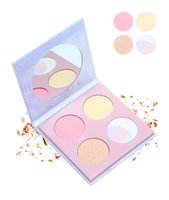 New hot VOGUE VIEW marble 4 color high light repair eye shad...