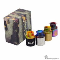 Baal V4 RDA 24mm E- Cigarettes Rebuildable Dripping Atomizer ...