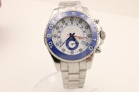 2017 Luxury Brand Men' s Blue Ceramic Sapphire Limited S...