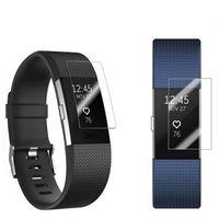 Fitbit 블레이즈 용 소프트 PET 화면 보호기 서지 충전 2 충전 3 알타 이오니아 소매 패키지 300pcs / lot
