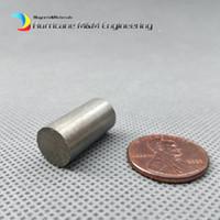 1 paket SmCo Magnetscheibe Zylinderdurchmesser 10x20 mm Grade YXG24H 350 Grad C Hohe Betriebstemperatur Magnete Dauerhafte Seltene Erdenmagnete