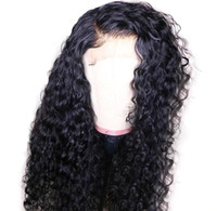Lace Front wigs Loose Water Wave curly texture Full Lace Hum...