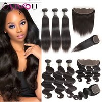 Mink Brazilian Straight Body Wave Human Hair 3 Weaves Bundle...