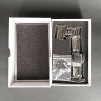 Sıcak satış Henail Artı Yedek Pyrex Cam Tüp Wax Buhar Taşınabilir Yağ damlasını Rig E tırnak Vaporizer G9 Greenlightvapes Enail