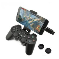Gamepad inalámbrico de Android para Android Phone / PC / PS3 / TV Box Joystick Controlador de juego Joypad 2.4G para teléfono inteligente Xiaomi