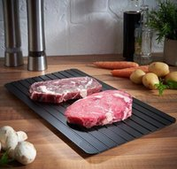 Defrosting Tray Fast Thawing Plate Defrost Meat Frozen Tray ...