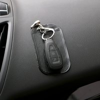 3 шт. / лот мощный Силиконовый автомобиль антискользящий коврик магия не скольжения Pad автомобиля наклейки Dash Mat приборной панели липкие Pad для телефона GPS PDA