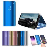 Für huawei handy case luxus case spiegel casefor mate10 leuchtet pro phone cover für huawei p20 lite / p20 / p20pro / nova 3e