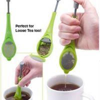 Teekanne Eingebauter Kolben Gesundes, intensives Aroma Wiederverwendbarer Teebeutel Kunststoff Teesieb Kaffeesieb Maßnahme Wirbel Steil StirPress