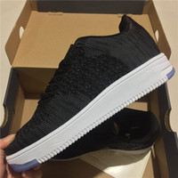wholesale dealer caa83 c290a 2018 Nike Free RN Air Force Flyknit 1 iD Moda Uomo Scarpe Low One 1 Uomo  Donna Cina Scarpe da corsa Fly Designer Royaums Tipo Breathe Skate maglia  Femme ...